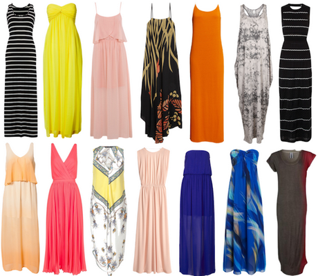 For love blog love the trend maxi dresses maxi skirts