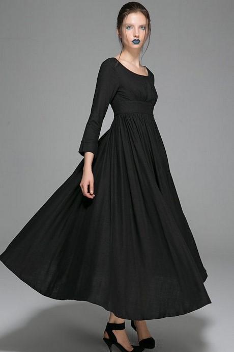 Het zwarte jurkje, een tijdloos kledingstuk dat u nooit beu wordt, integendeel! stelt u een leuke collectie zwarte jurken voor: deze jurken geven u zoveel elegantie en een verfijnde uitstraling, en dat elk seizoen en elk moment opnieuw.