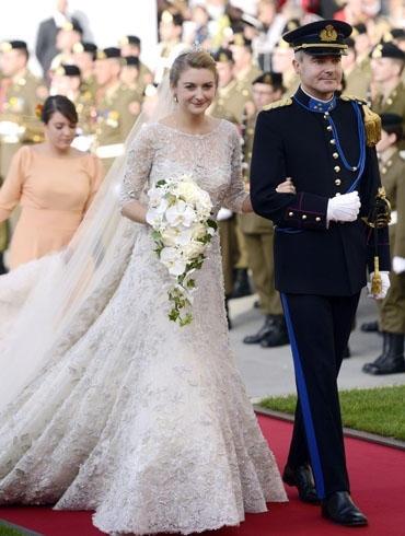 Koninklijke Bruidsjurken
