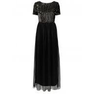 Kort zwart jurk