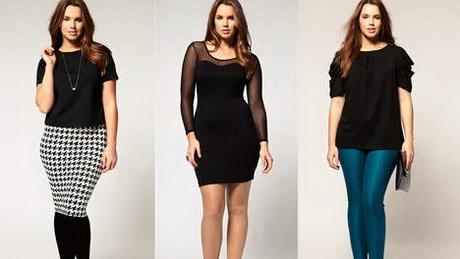 kleding voor vollere vrouwen